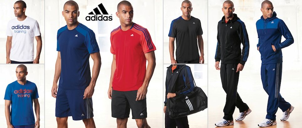 Sportswear for men from the littlewoods catalogue home for Simply for sports brand t shirts
